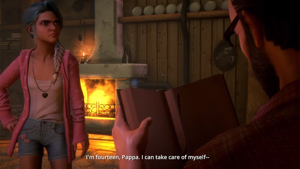 Dreamfall Chapters: Book Four Takes You to Magical Lands