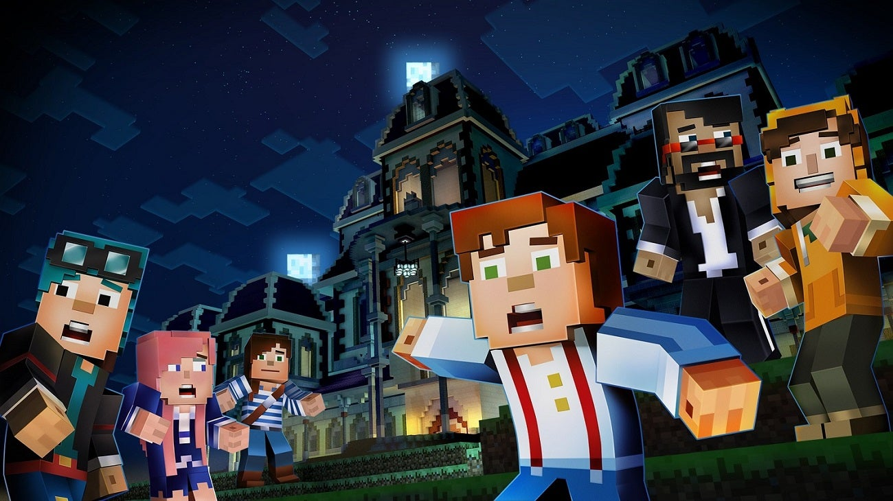 In A Few Weeks, Minecraft: Story Mode Will Be Impossible To Download