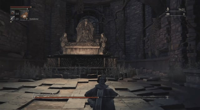 Bloodborne Isn't As Brutal When It Glitches Out