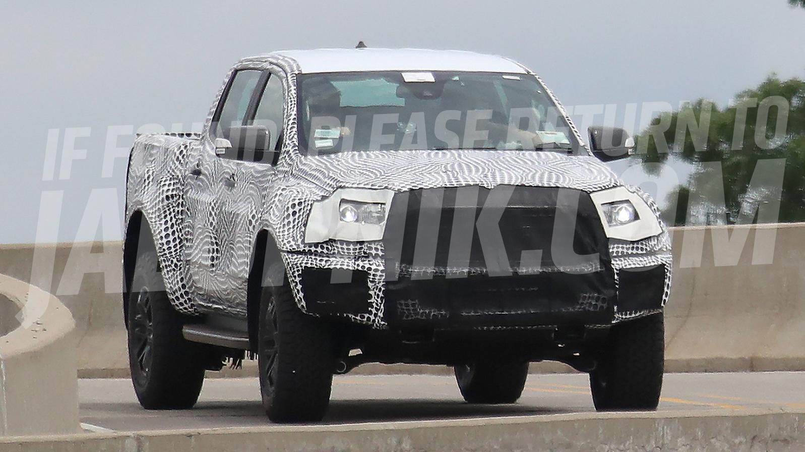 It Looks Like Ford Is Making A Ranger Raptor
