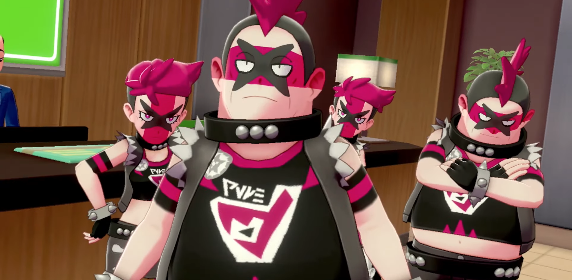 Latest Pokémon Sword And Shield Trailer Reveals Villain Team And New Galarian Forms