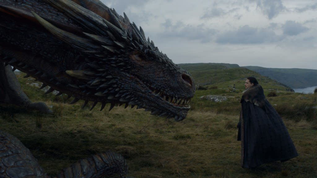 Game Of Thrones' Dragons Were Inspired By A Supermarket Chicken