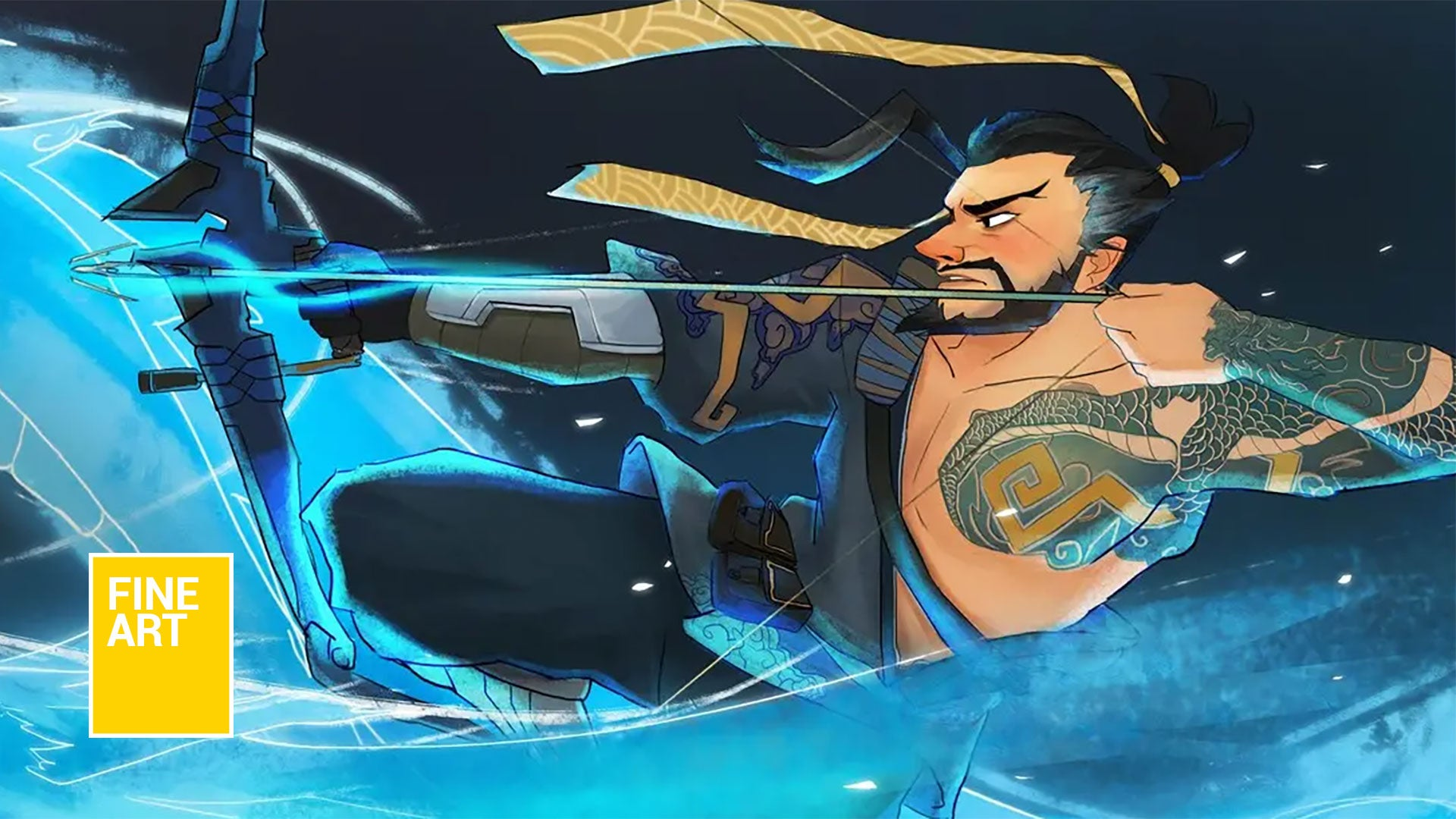 The Great Flying Hanzo