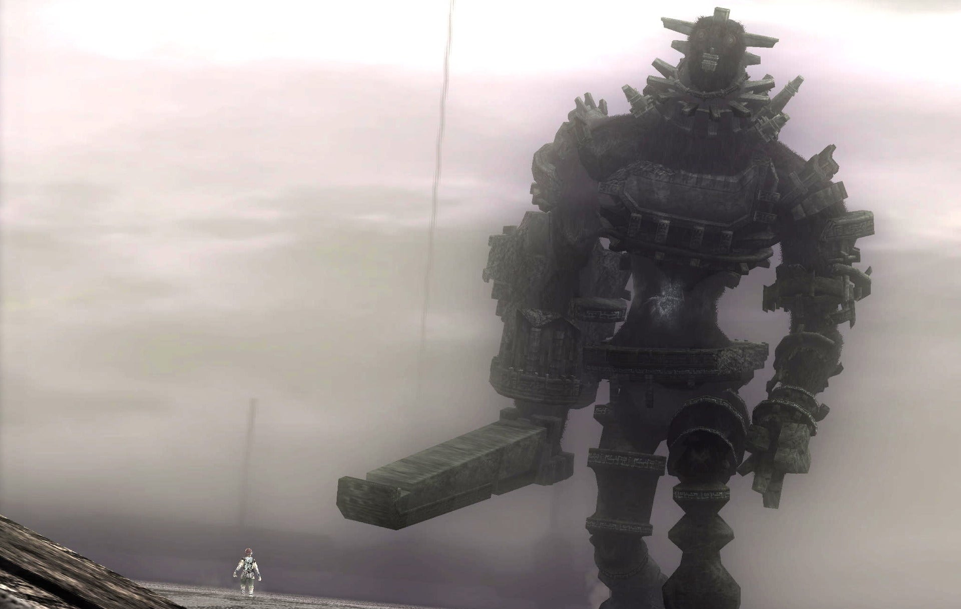 Meet the Hacker Who's Spent Four Years Inside Shadow Of The Colossus