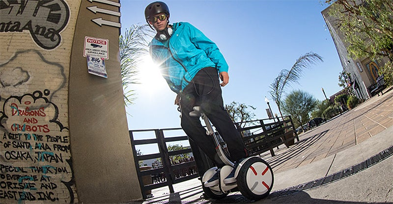 The Only Thing Explosive About Segway's Slick Hoverboard Is the Price