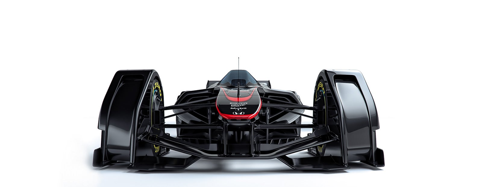 The Race Car Of The Future Is A Work Of Art