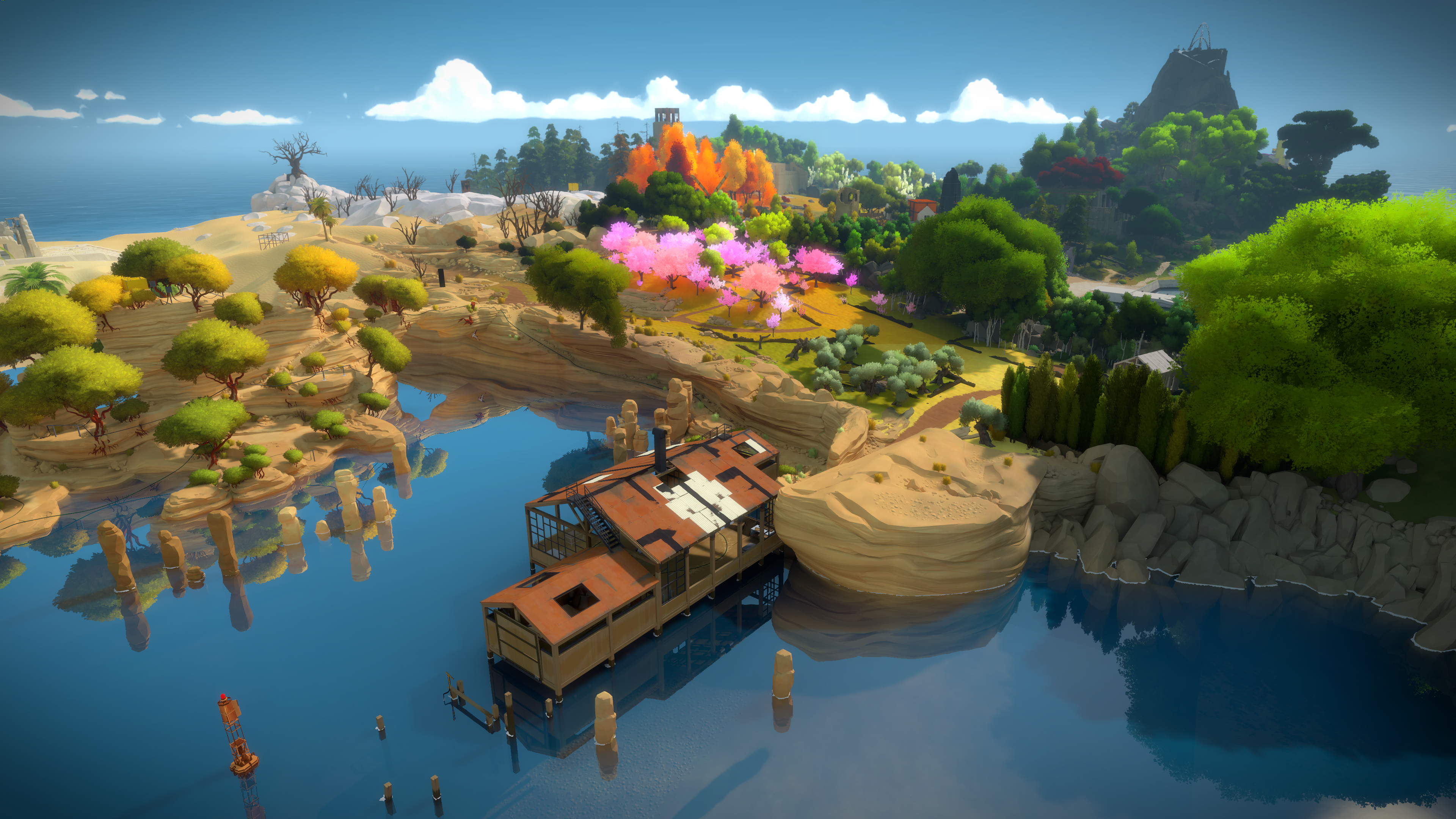 A Closer Look At Why People Are Pirating The Witness