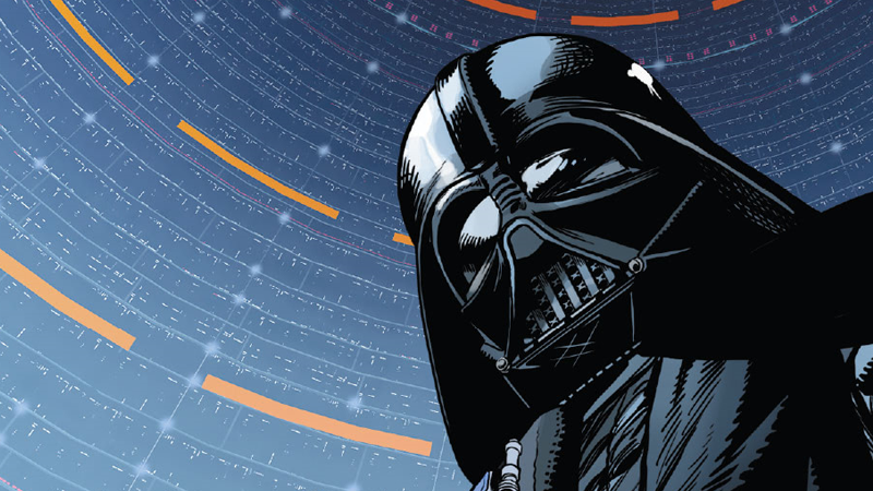 After Empire Strikes Back, Darth Vader Is Working Through The Ashes Of The Star Wars Prequels