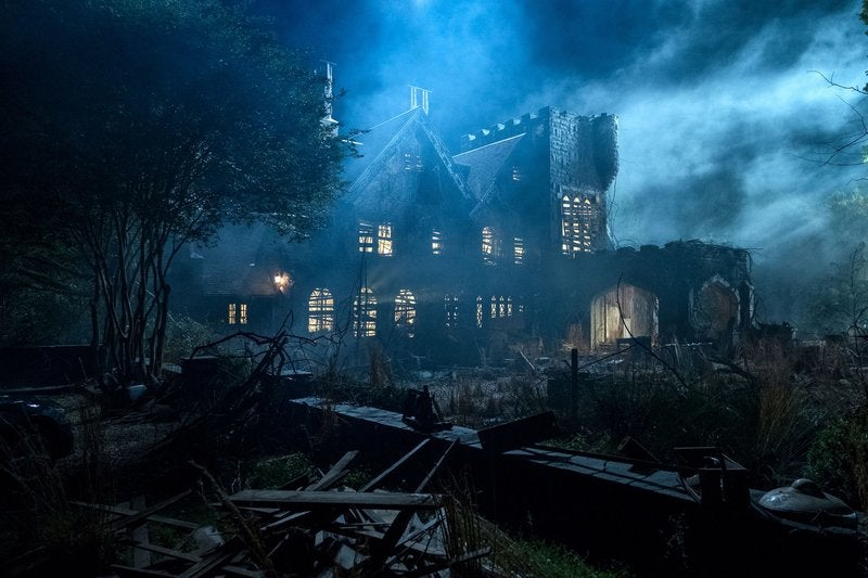 A Friendly Reminder: Netflix Plans To Terrify You With The New Series The Haunting Of Hill House