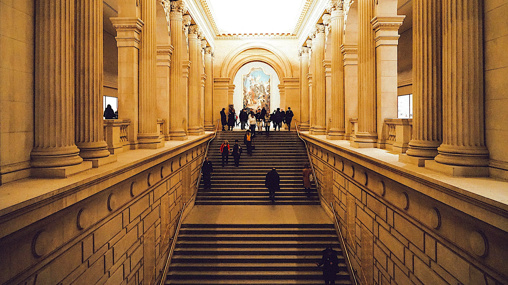 Stop Trying To See All Of A Museum In One Visit