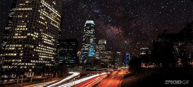 Video: Imagining how beautiful cities would look without light pollution