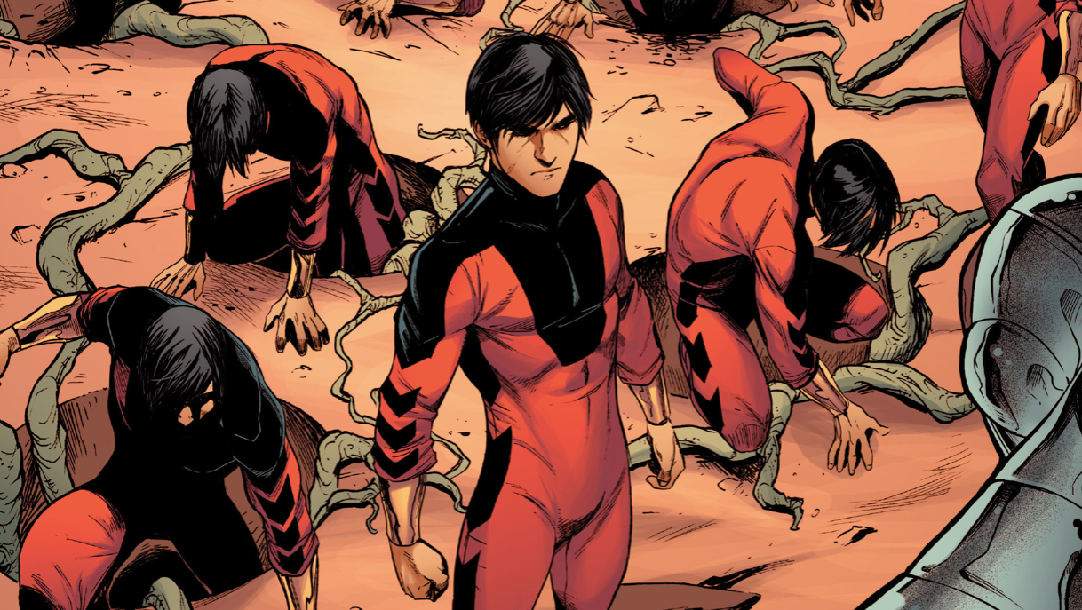 Marvel's Shang-Chi Movie Has Found Its Director And Writer