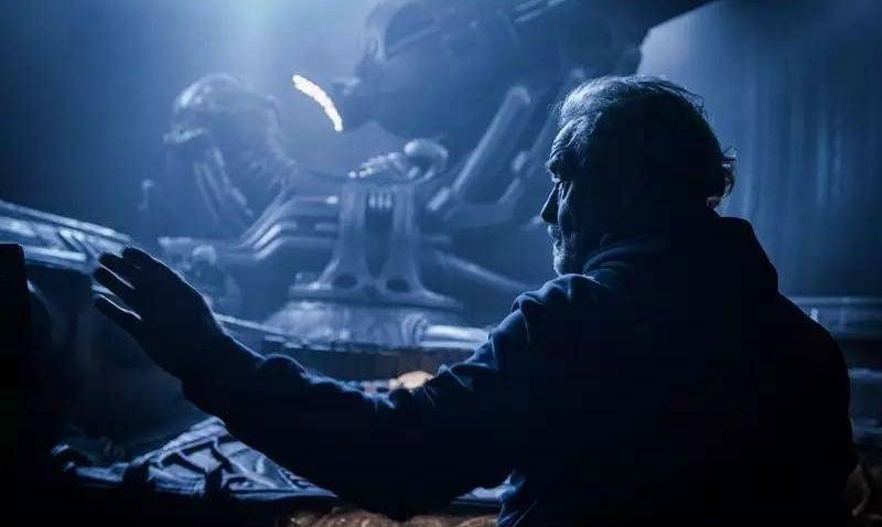 Ridley Scott Admits Fan Backlash OverPrometheus Influenced Alien: Covenant