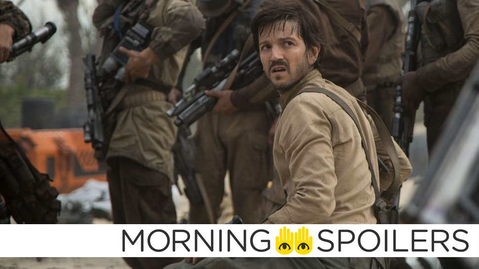 Diego Luna On The Cassian Andor Star Wars Show, Updates From Morbius, And More