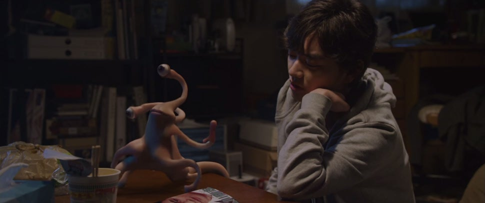 The First Parasyte Movie is an Insult to the Manga