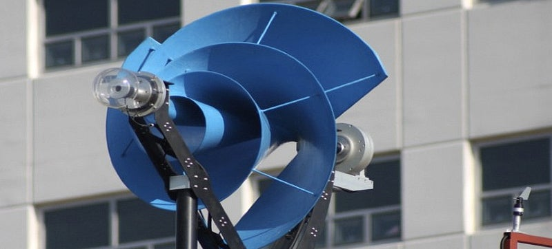 Eureka! A Whisper-Quiet Wind Turbine Based On Archimedes' Screw