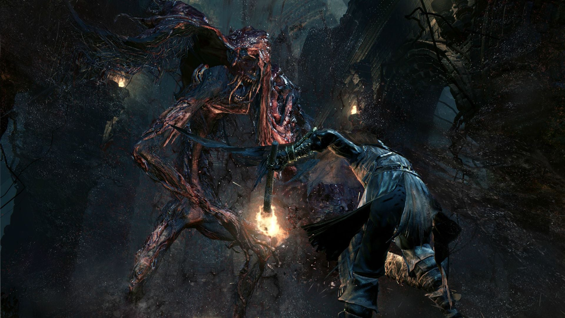 Bloodborne's Biggest Problems Have Been Fixed