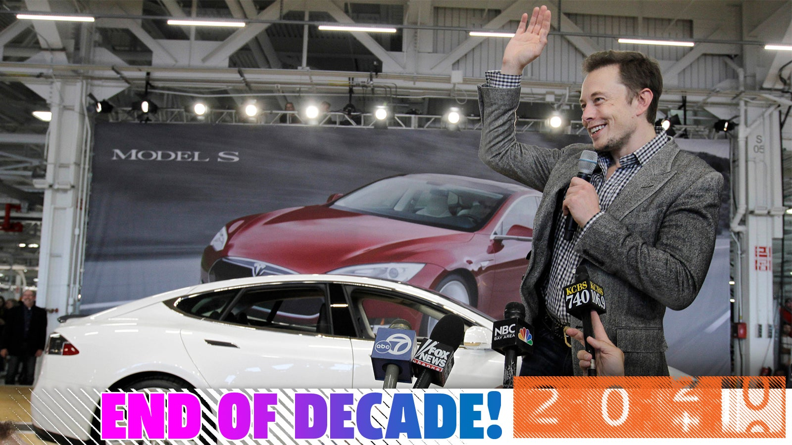 Tesla's Decade Of Survival