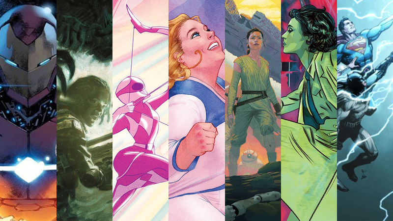 The Ultimate Guide To All Of This Winter's Awesome New Comics