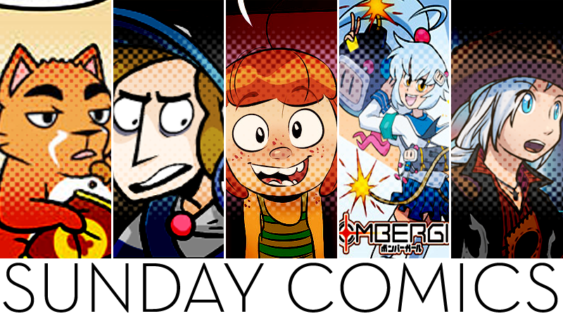 Sunday Comics:A Wild Yungoos Appeared!