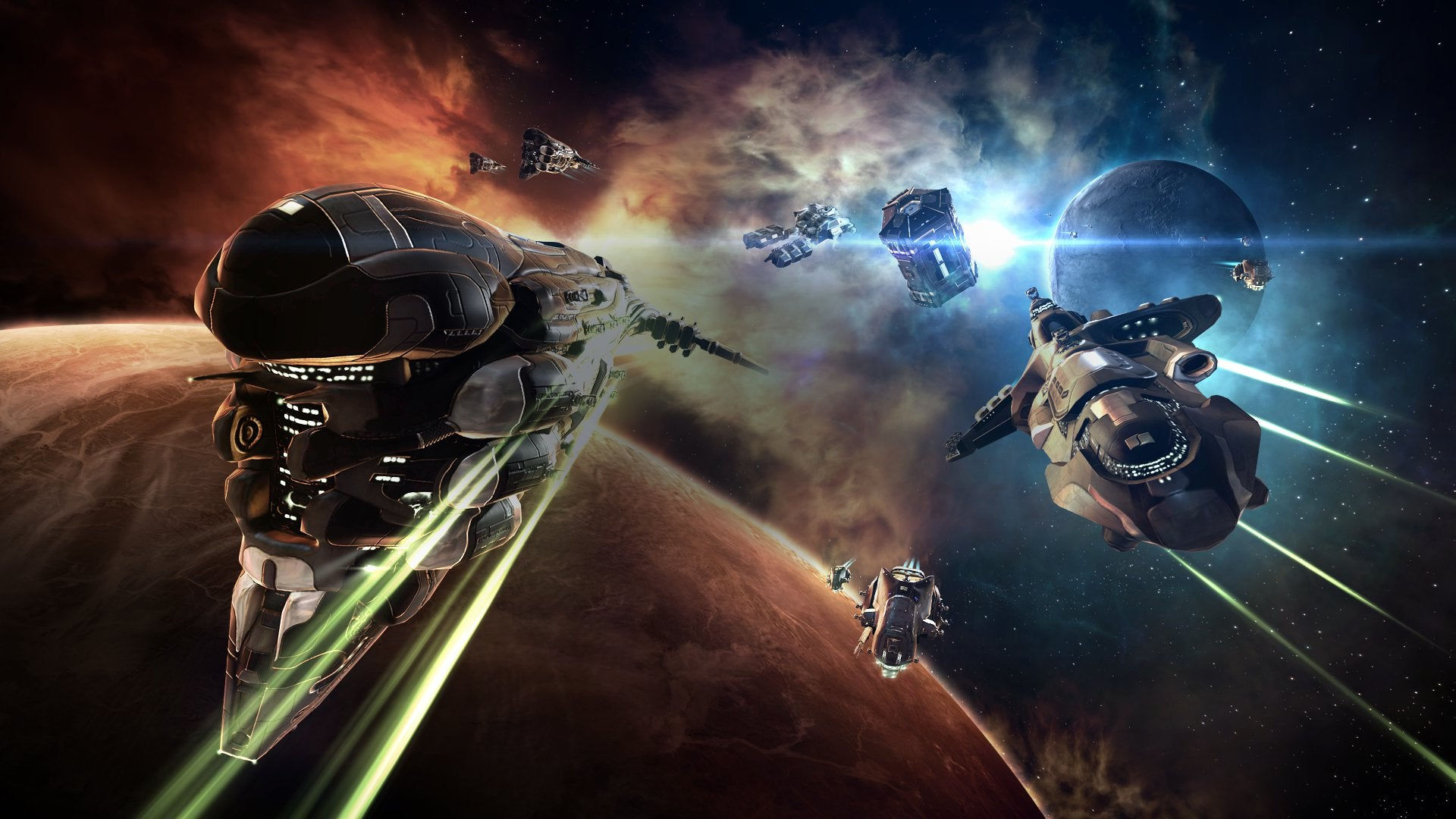 War In EVE Online Is The Best, And Also The Worst