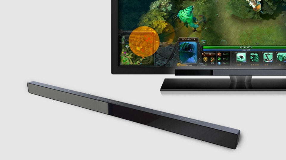 The SteelSeries Sentry Watches Your Eyes to Help You Be Better at Games