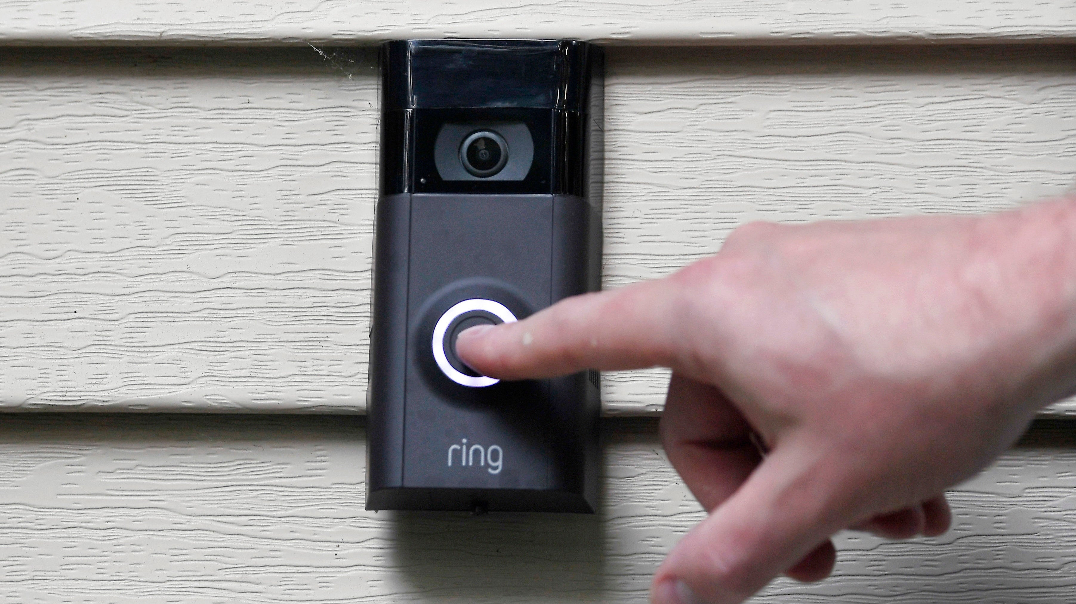 Amazon's Ring Promised Swag To Users Who Narc On Their Neighbours