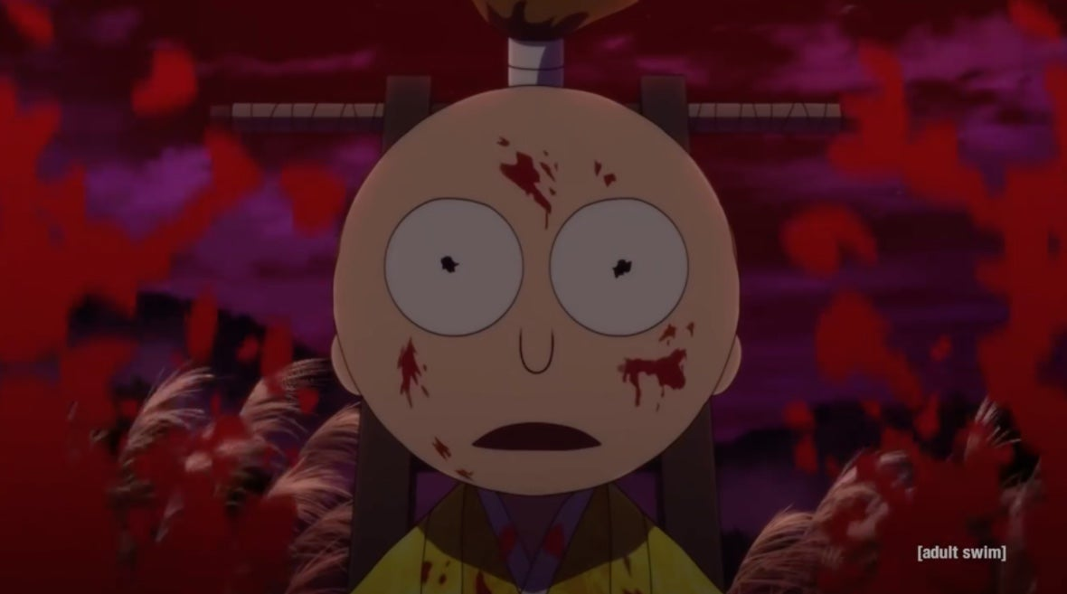 Yep, That Rick And Morty Samurai Treat Was Indeed A Direct Homage To Lone Wolf And Cub
