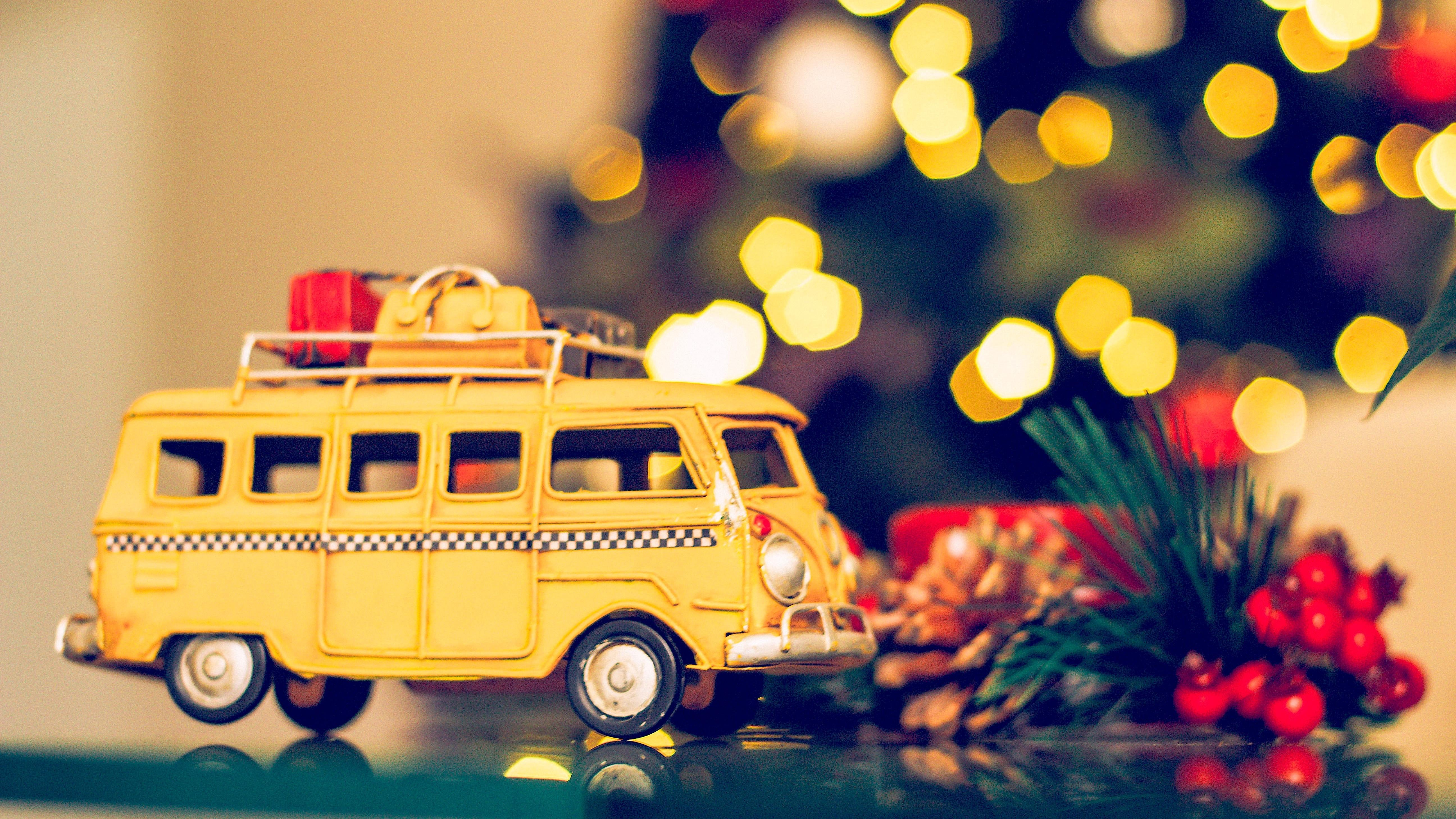 Leave Old Toys Under The Tree For Santa To Deliver To Other Kids