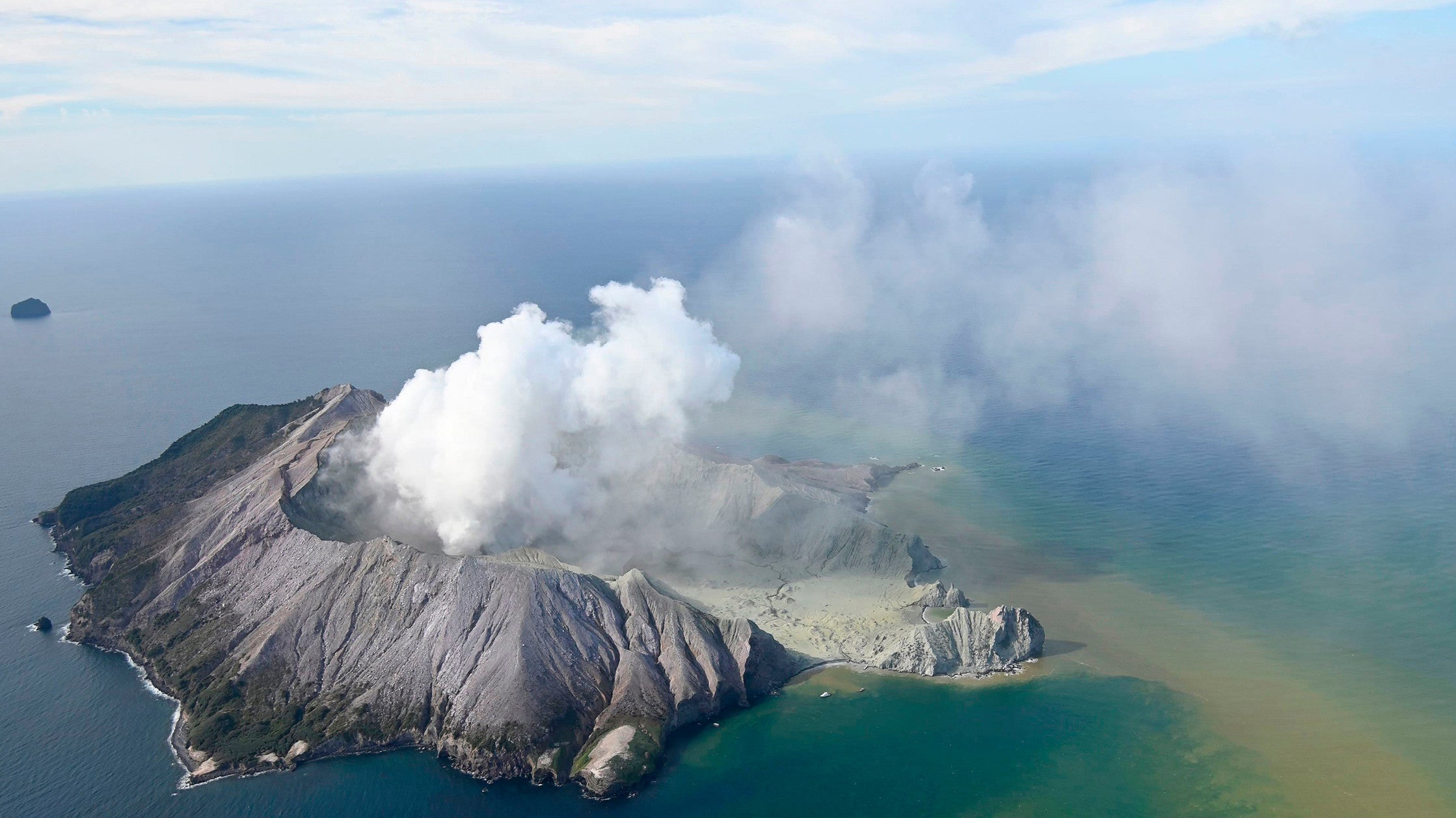 Dozens Feared Dead After New Zealand's Most Active Volcano Erupts