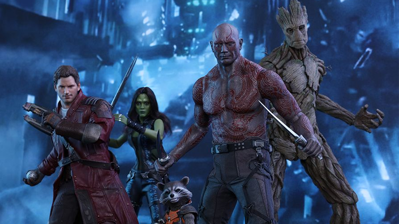 Hot Toys Has Finally Completed its Guardians of the Galaxy Line With This Drax Figure