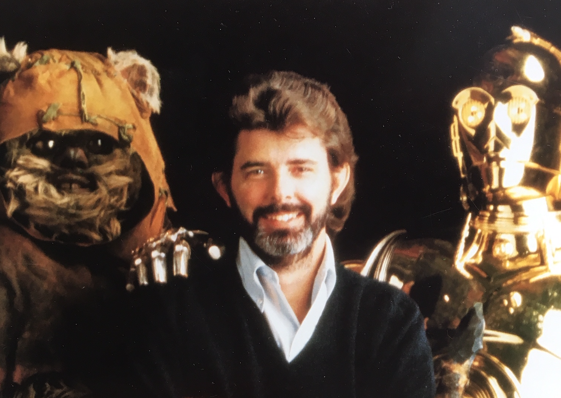 The Time I Wrote George Lucas A Letter