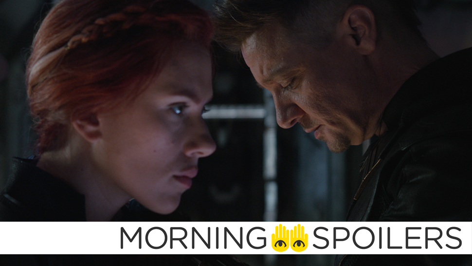New Black Widow Set Pictures Give Us Our First Glimpse Of The Movie