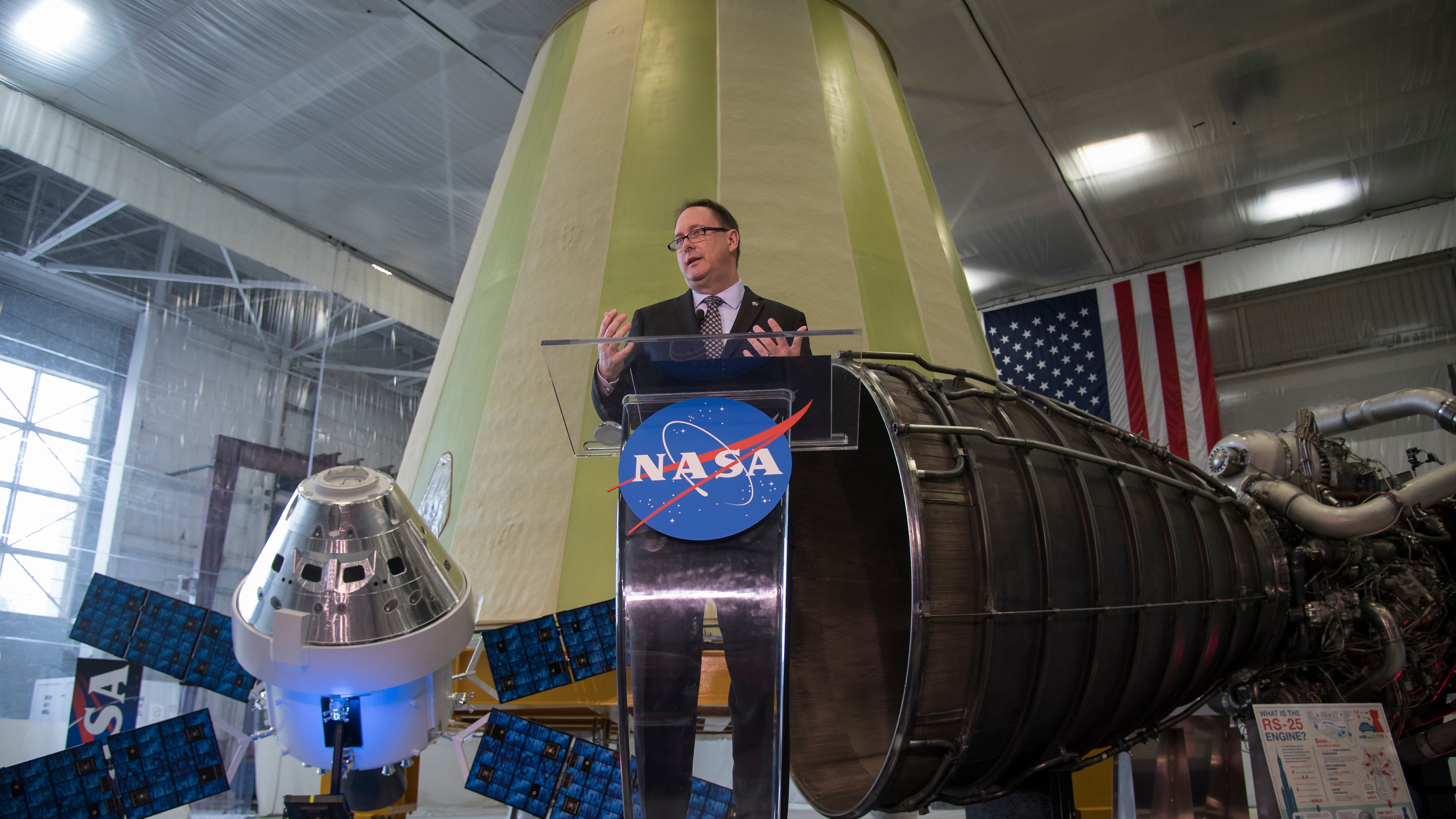 NASA Acting Administrator Announces Retirement With Appointee Still Unconfirmed