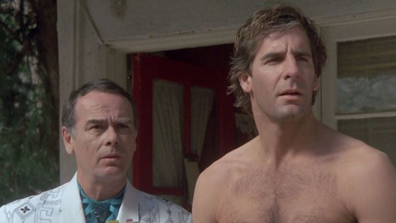 Someone Mapped Out Every Quantum Leap Scott Bakula Has Ever Done