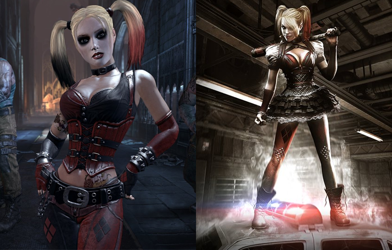Margot Robbie Almost Wore Harley Quinn's Classic Costume in Suicide Squad