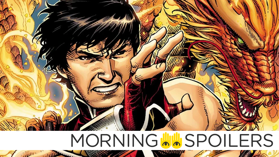 The First Shang-Chi Set Pictures (And A Potential Production Delay) Are Here