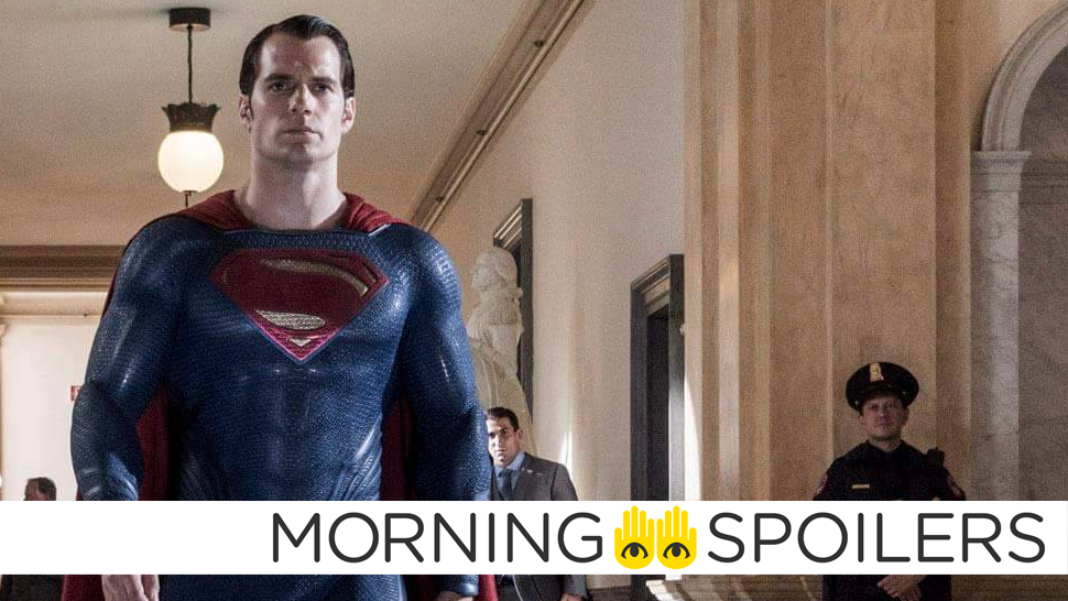 A Wild New Rumour About The Villain Of Man Of Steel 2