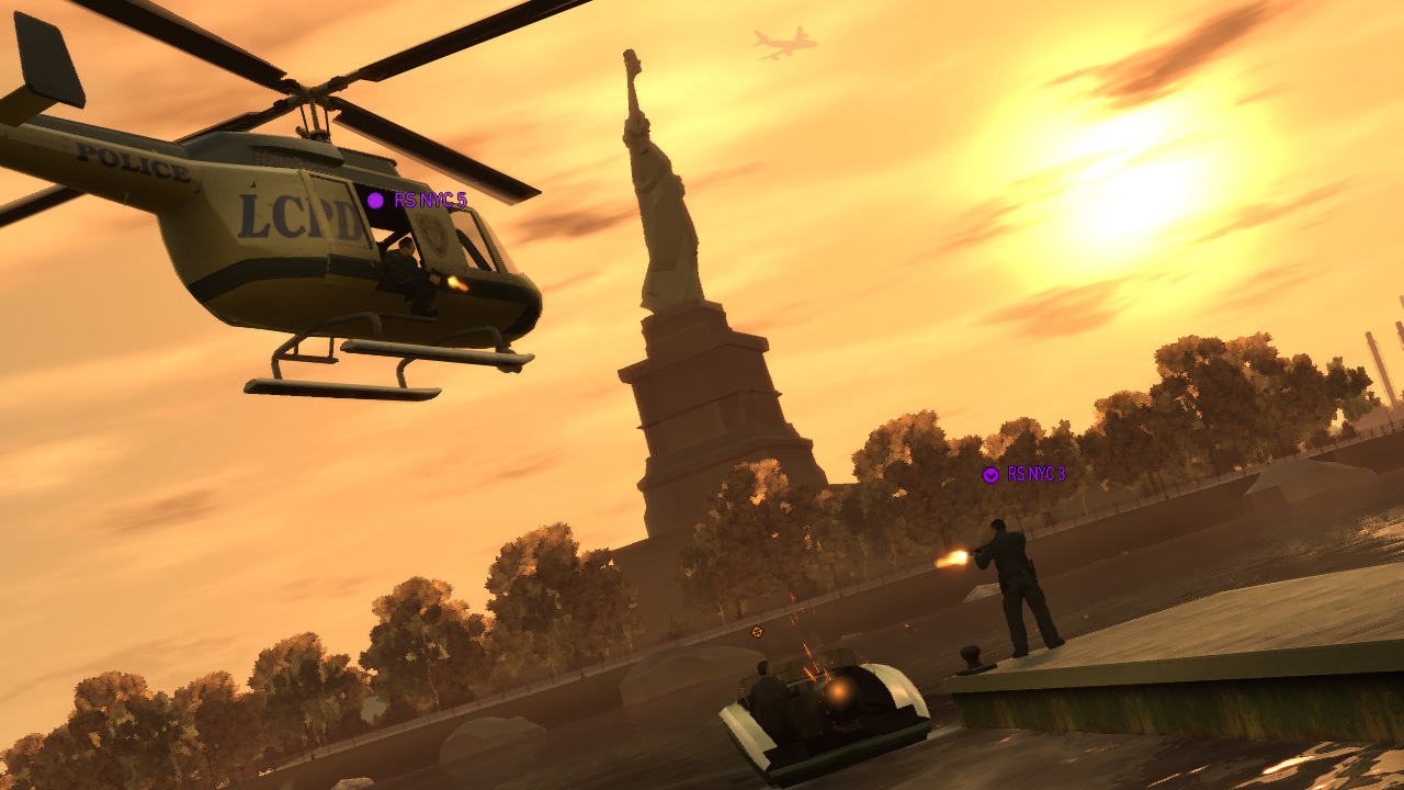 Ten Years Later, GTA 4's Multiplayer Is Still Fun (And Active)