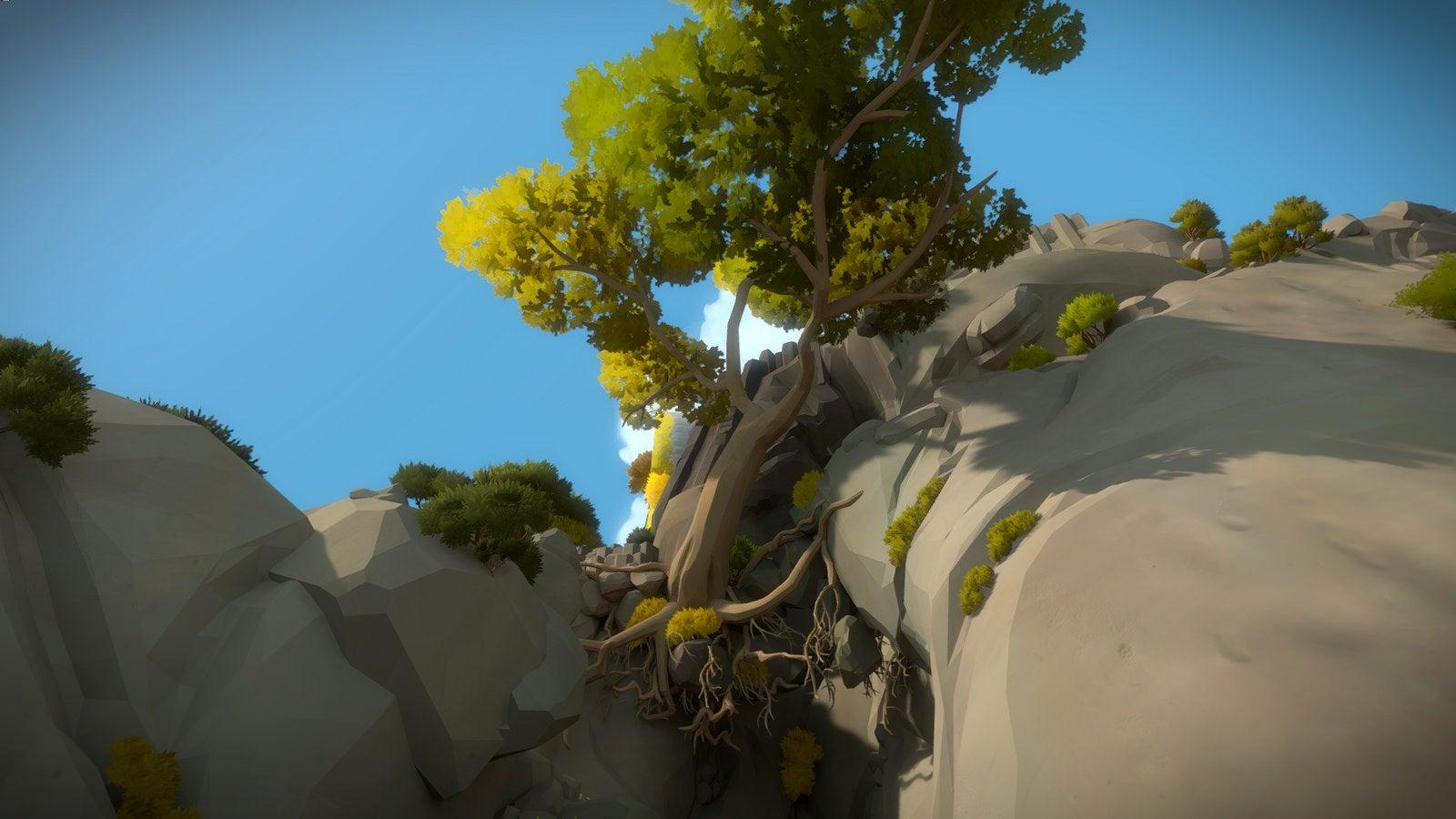 How The Witness' Beautiful Island Was Made