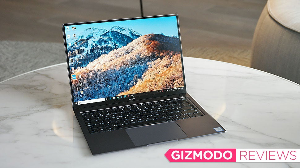 Huawei's Matebook X Pro Is The MacBook Rival People Have Been Asking For
