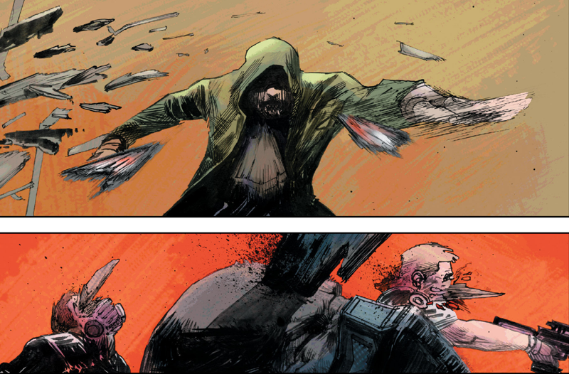 It Was Worth Waiting Four Months to Get This Issue of Karnak