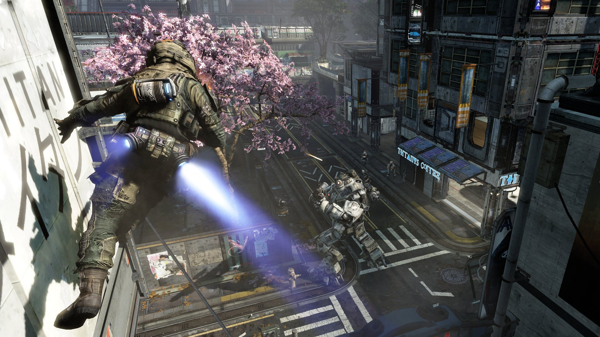 Titanfall Is Adding A Co-Op Horde Mode