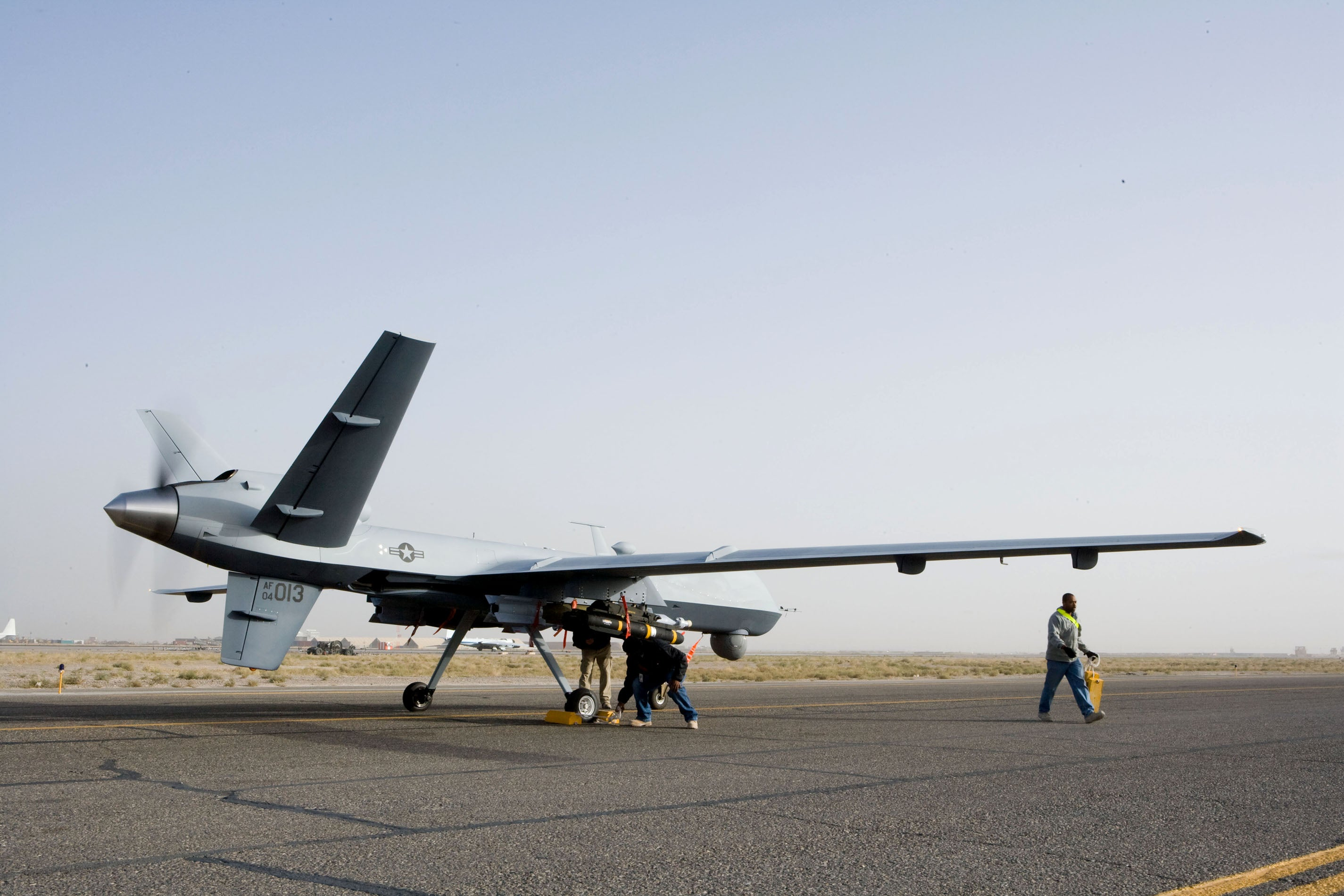 The Air Force Can't Figure Out How to Stop Its Drones From Falling Out of the Sky