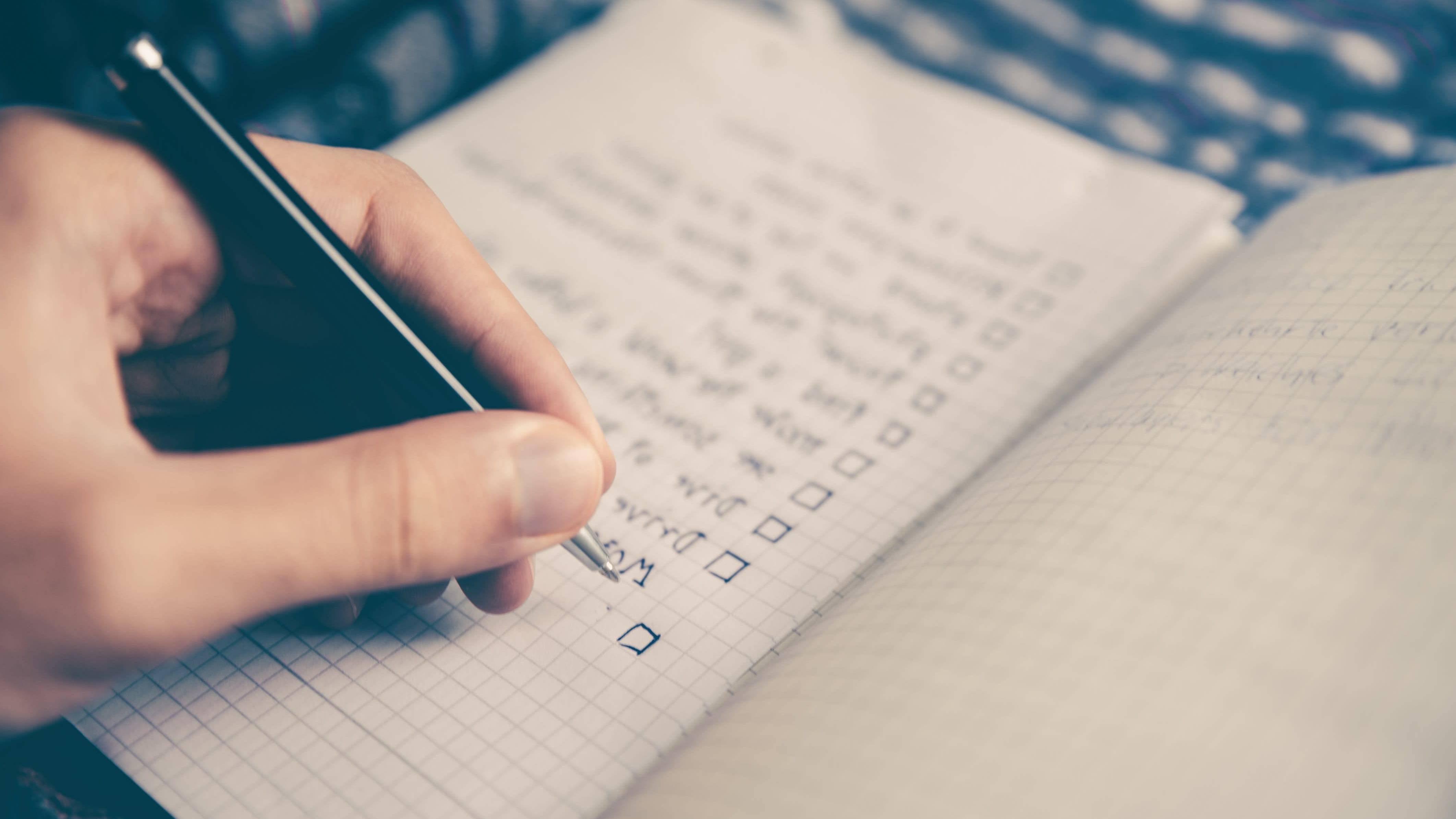 Use A Reverse To-Do List To Record Everything You've Done