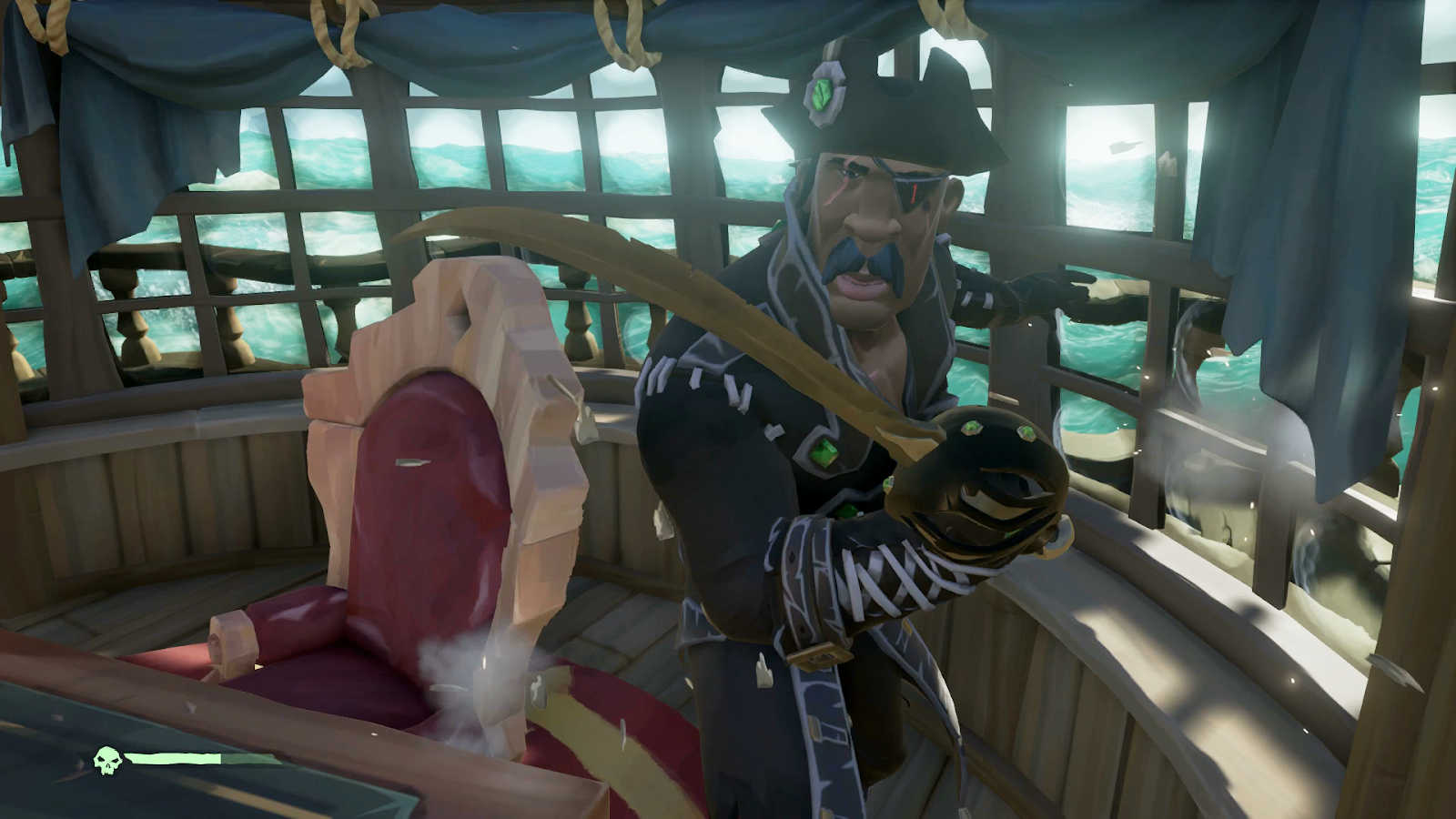 Being A Sea Of Thieves Pirate Sometimes Means Being An Arsehole
