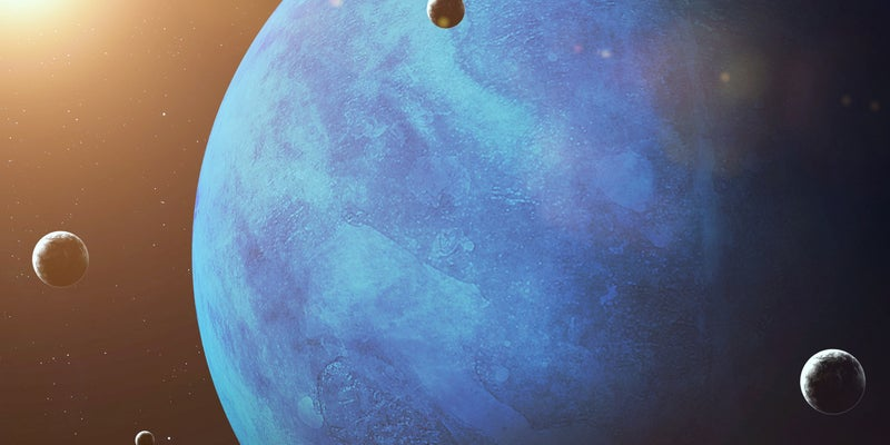 Science Gets To The Bottom Of Neptune's Weird 'Wobbles'