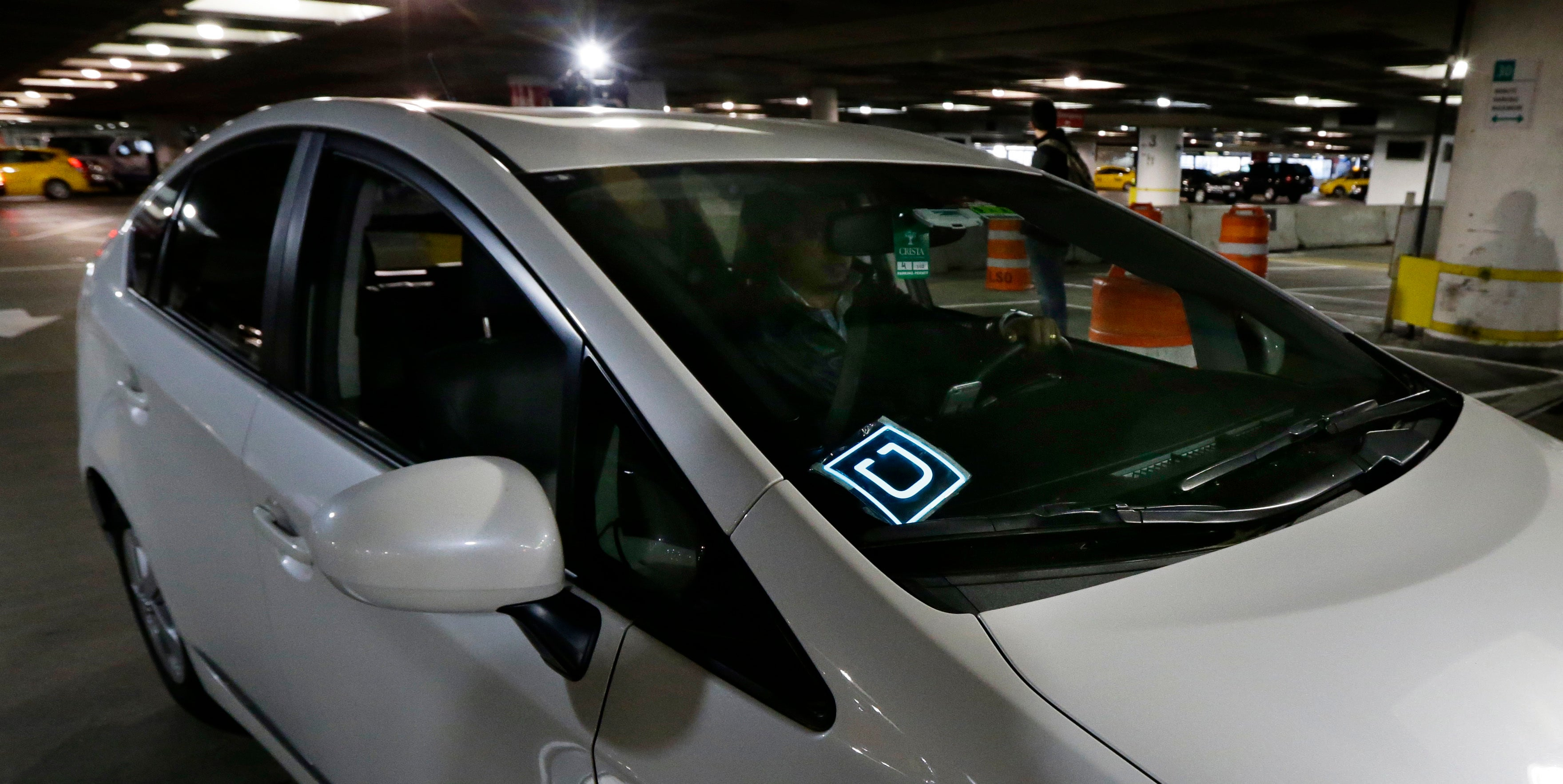 Massachusetts Is Trying To Settle Its Issues With Uber With A 20 Cent Fee
