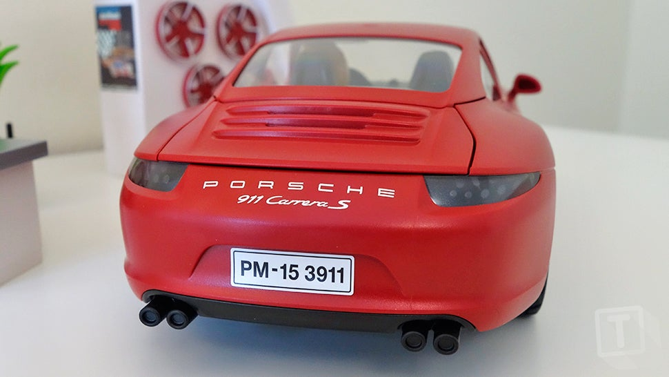 someone forgot to tell playmobil that a toy porsche. Black Bedroom Furniture Sets. Home Design Ideas