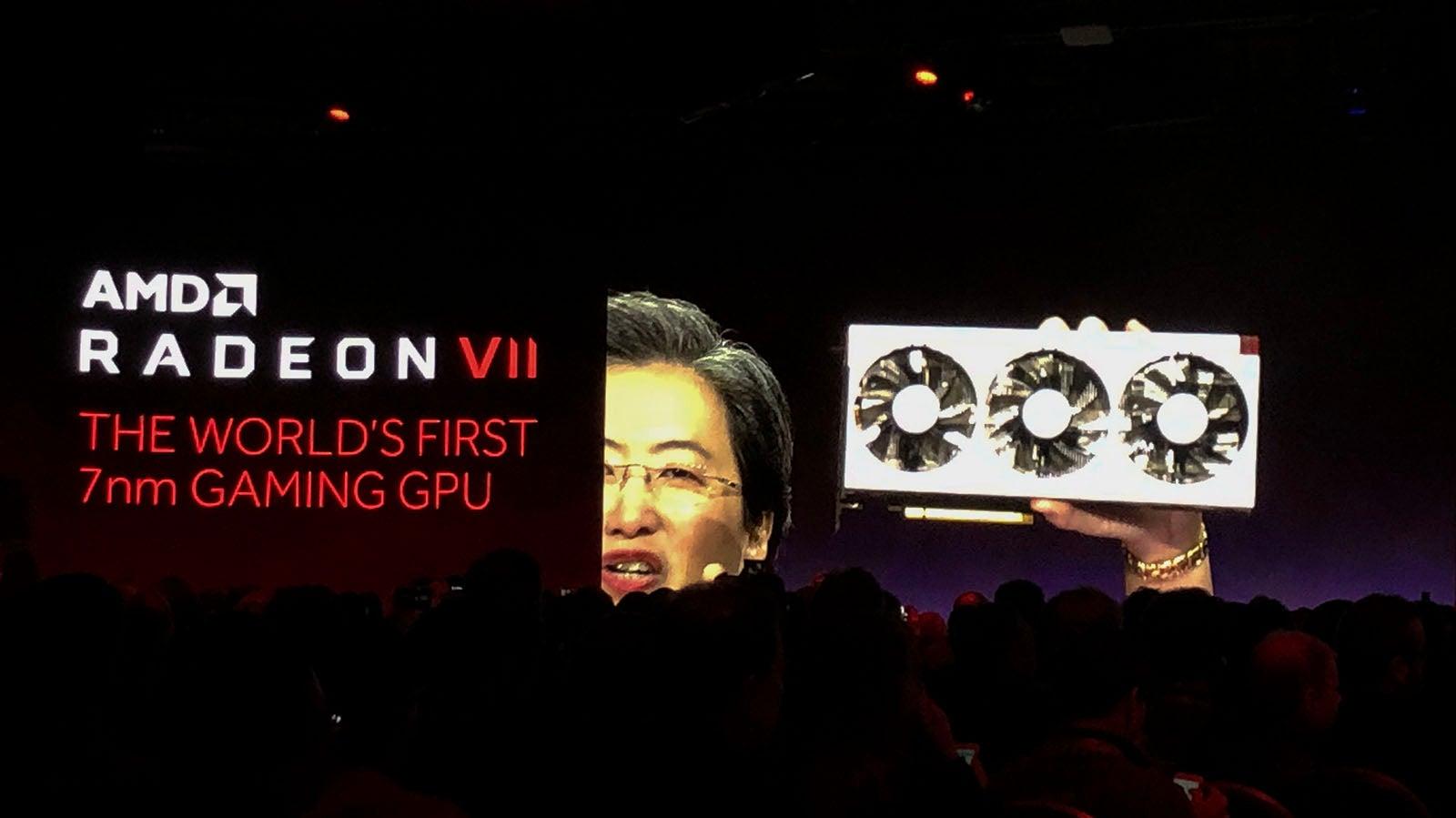 AMD Has A New Very Fancy GPU